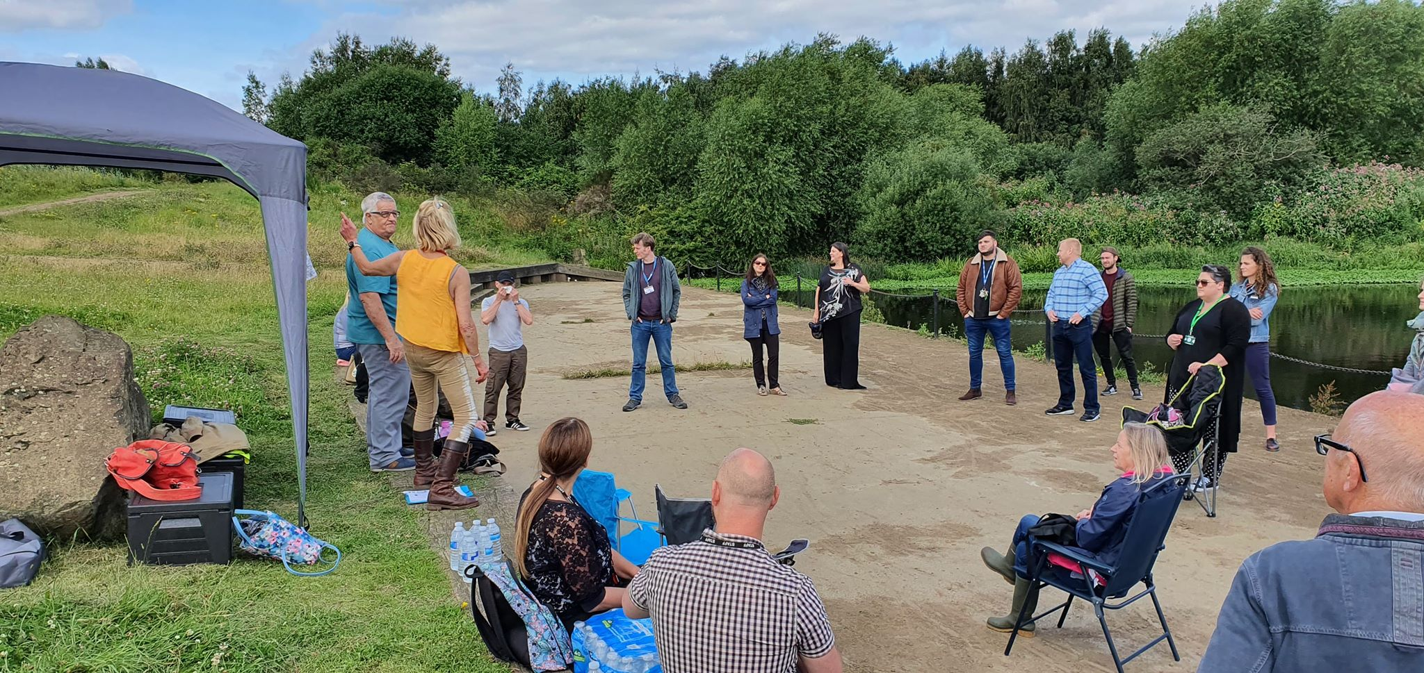 Successful PEAT Networking Picnic